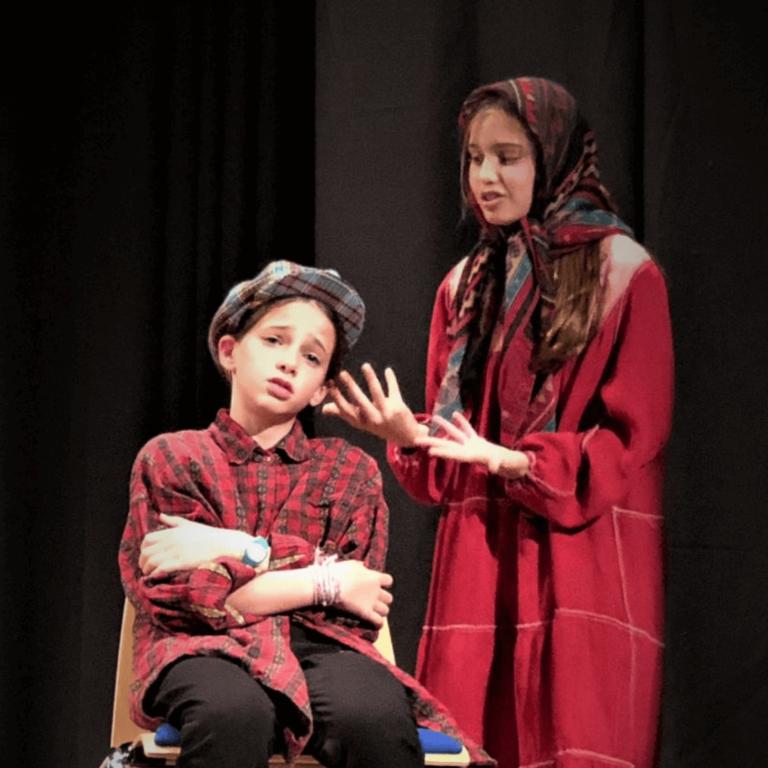 חוג תיאטרון לילדים